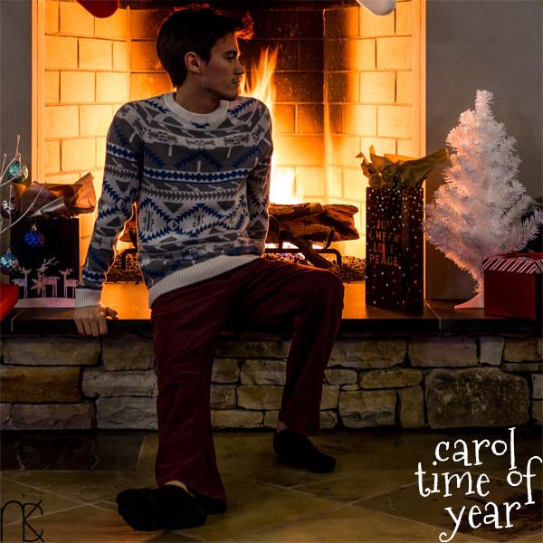 carol time of year