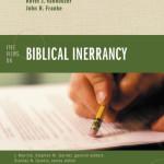 On Inerrancy [Book Brief]